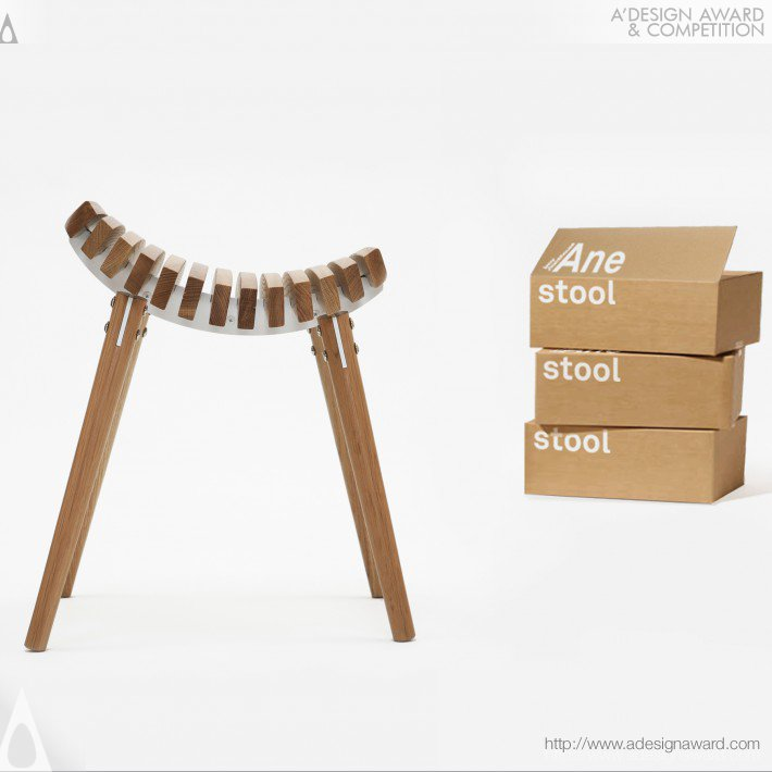 Troy Backhouse - Ane Stool