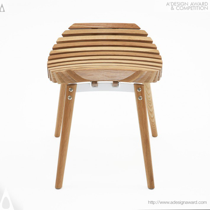 Stool by Troy Backhouse