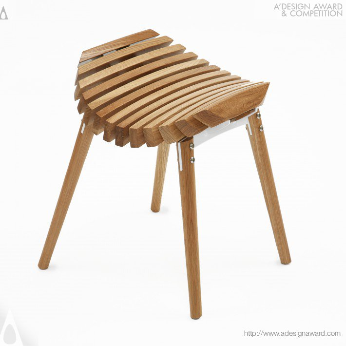 Ane Stool by Troy Backhouse