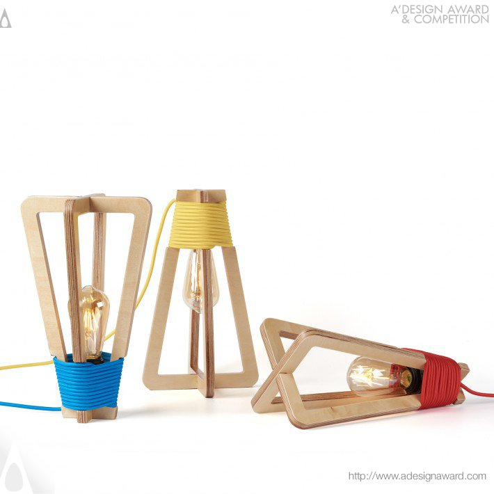 Up Side Down (Lamp Design)