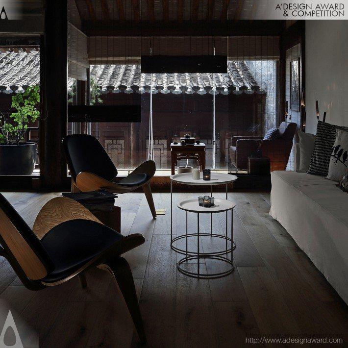 Minggu Lai Yard (Office Design)