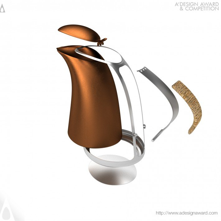 Flame (Stovetop Kettle Design)