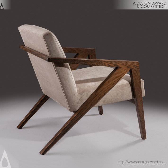 Geometric (Lounge Chair/Dining Chair Design)