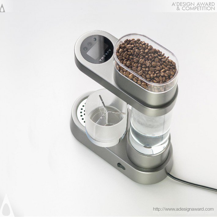 Auroma One (Coffee MacHine Design)