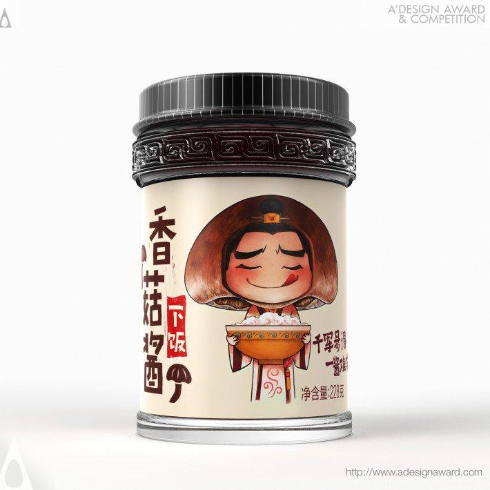 Shisancun Mushroom Sauce (Seasoning Design)