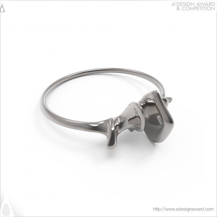 Water Splash (Ring Design)