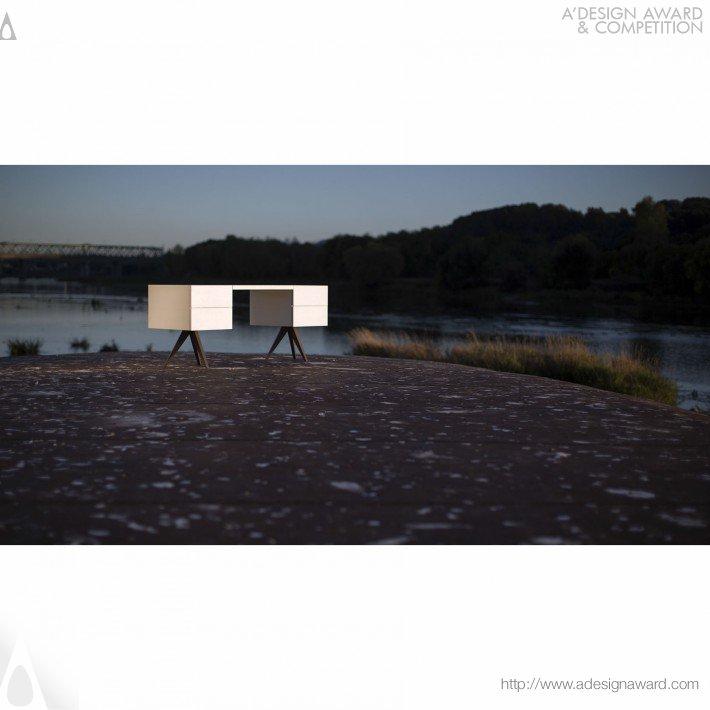 Grand Mesa (Executive Desk Design)