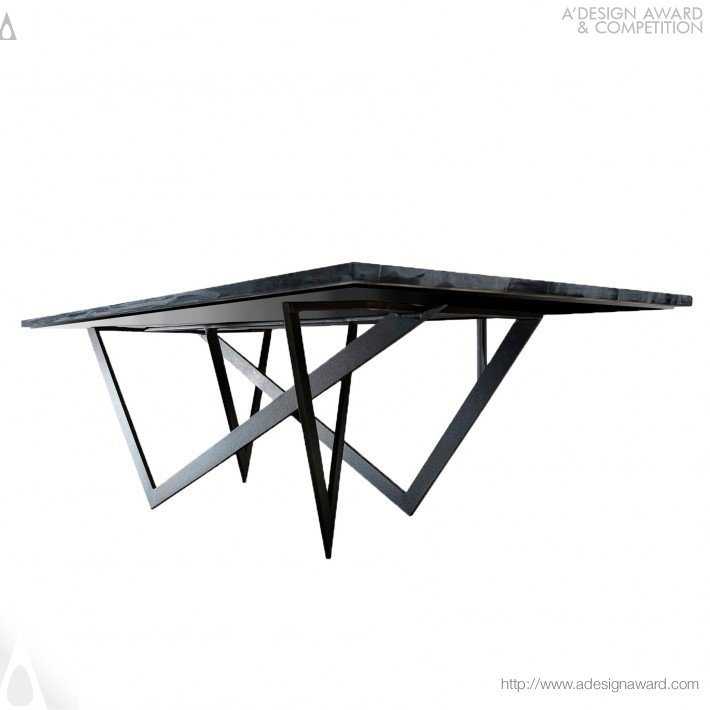 Table by Yacob Sughair