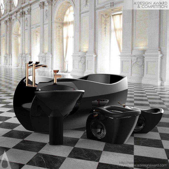 Oasis (Bathroom Sanitaryware Design)