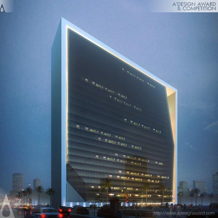 Park Inn-Jeddah (Hotel Design)