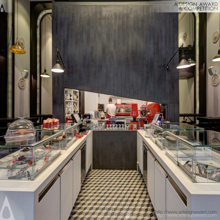 Rook (Cafe Bar Delicatessen Design)
