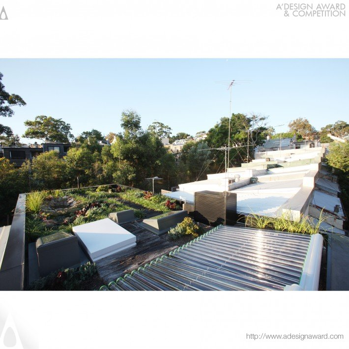 Forest Lodge Eco House (Eco House Design)