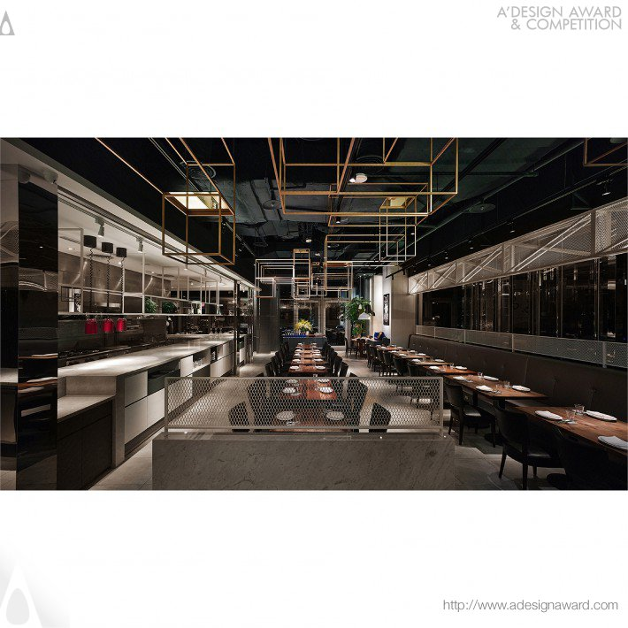 Osteria by Angie (Restaurant Design)