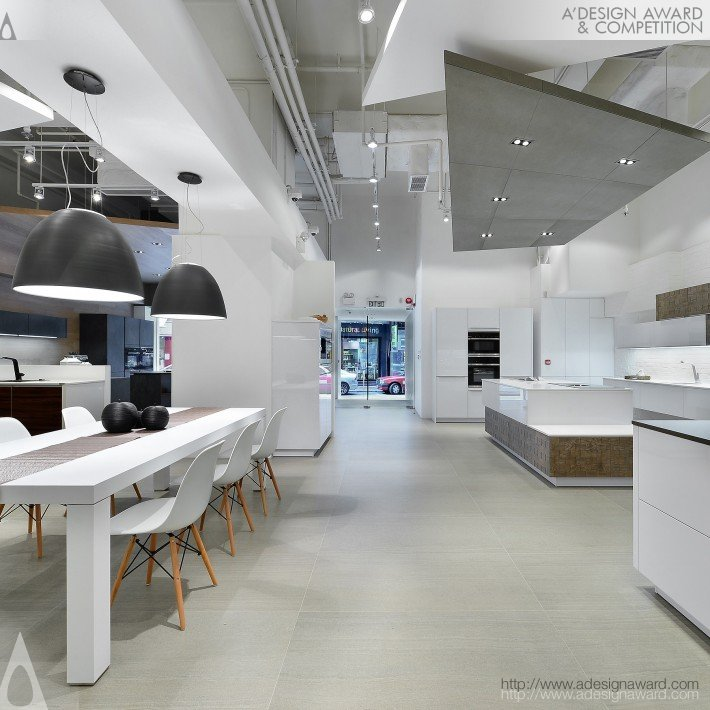 Retail Interior Design by Alain Wong