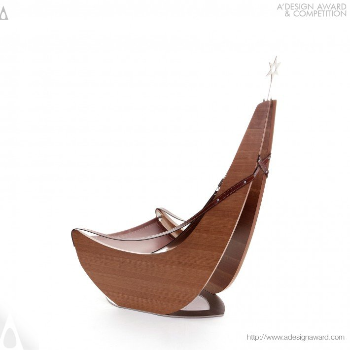 Sedia Stellare (o Del Piccolo Principe) (Sit Comfortably and Contemplate Design)