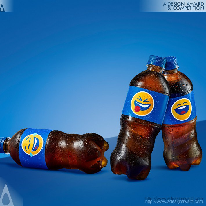 PepsiCo Design & Innovation - Pepsimoji Pec Bottle