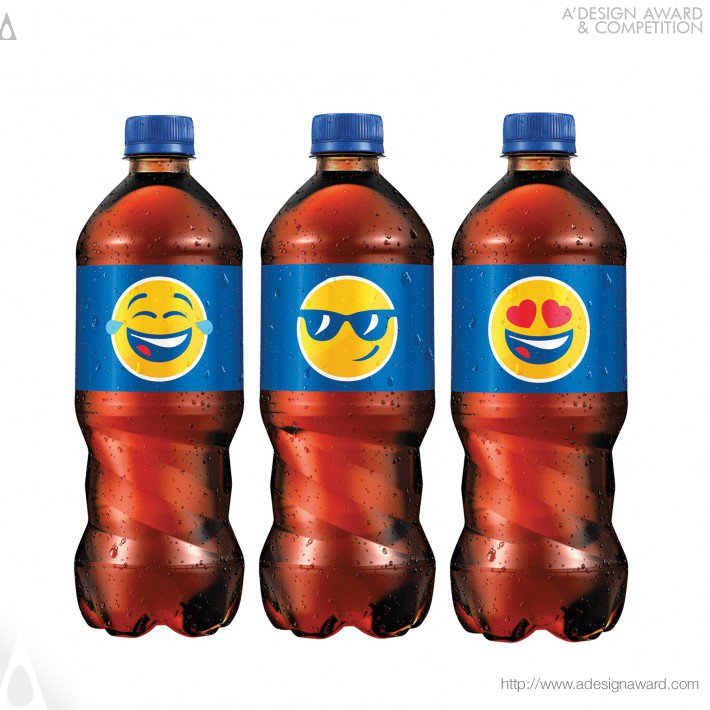 Pepsimoji by PepsiCo Design & Innovation