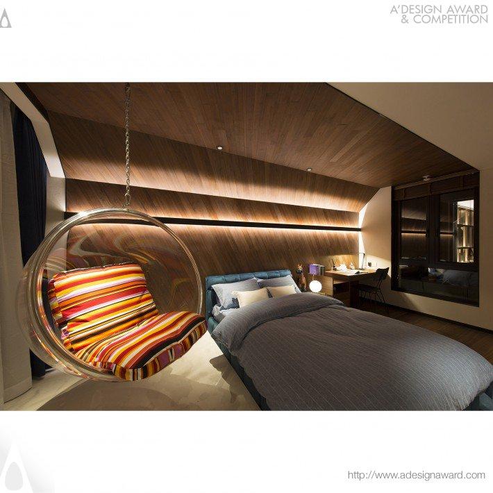 Nantong Landscape Under Heaven 86#villa (Villa Design Design)