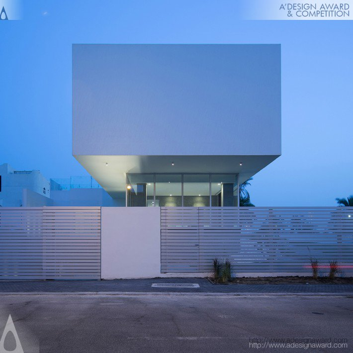 F.lot (Residential House Design)
