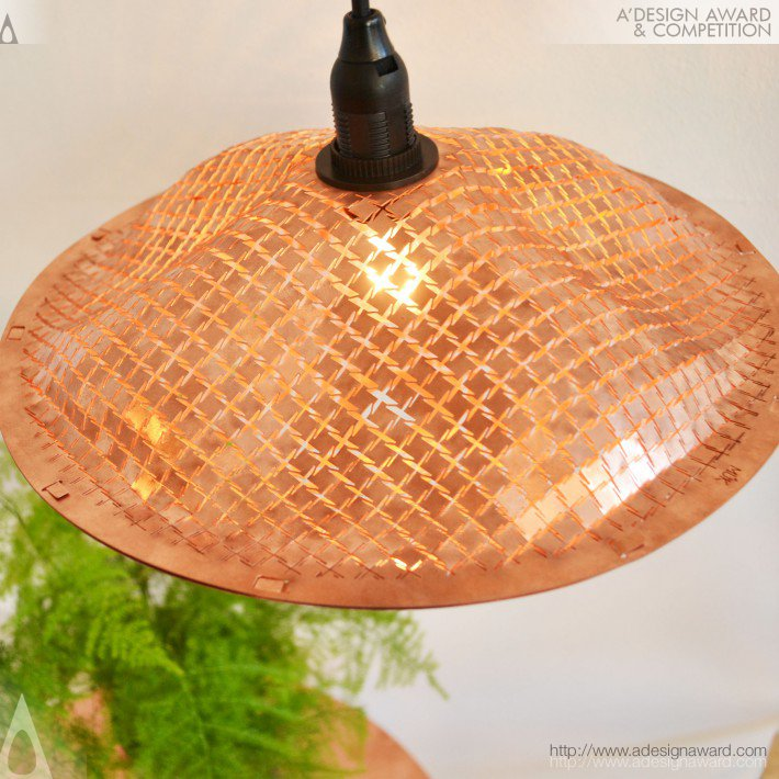 Mesh (Lampshade Design)