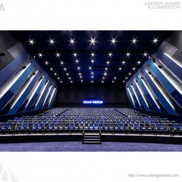 Geo-Electrified (Cinema Design)