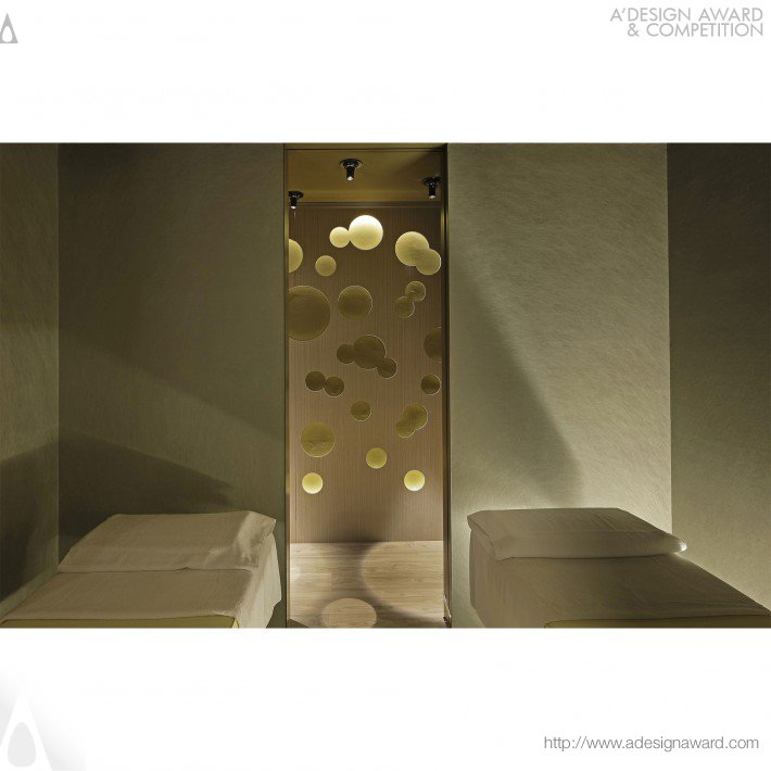 Lien-Wu Chen - Original Dots Spa Space