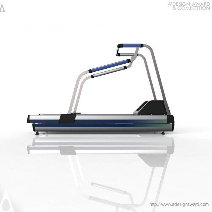 Kardinero (Medical Treadmill Design)