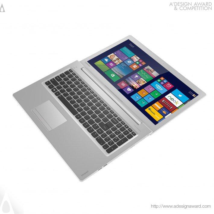 Ideapad 310 (Laptop Design)