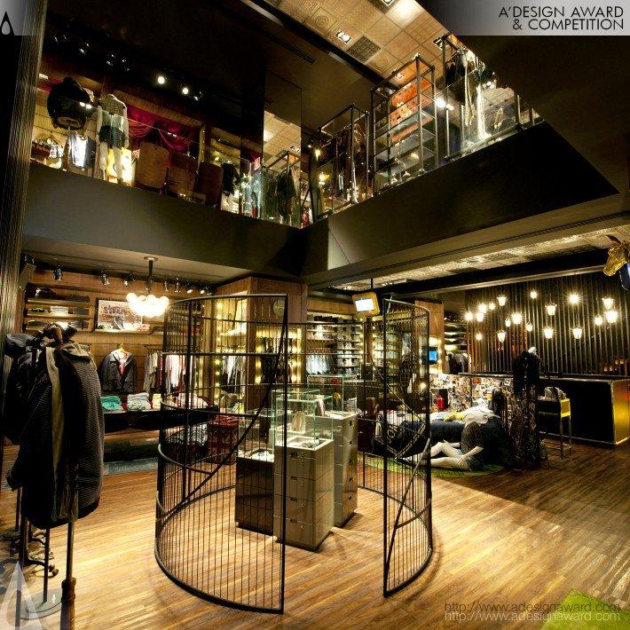 John John (Retail Design)
