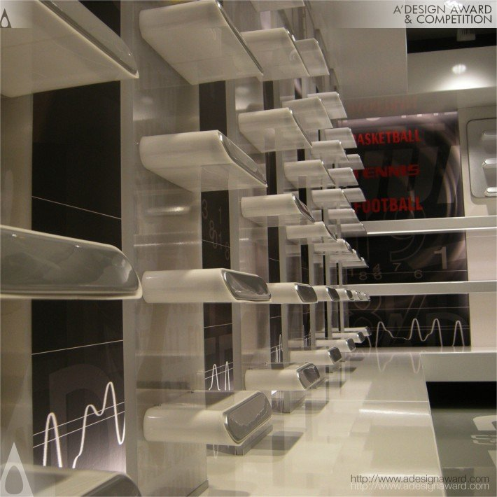 Fast Forward (Showroom, Retail Design)