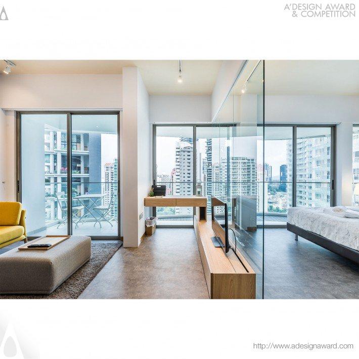 Simplicity Apartment (Interior Design Design)