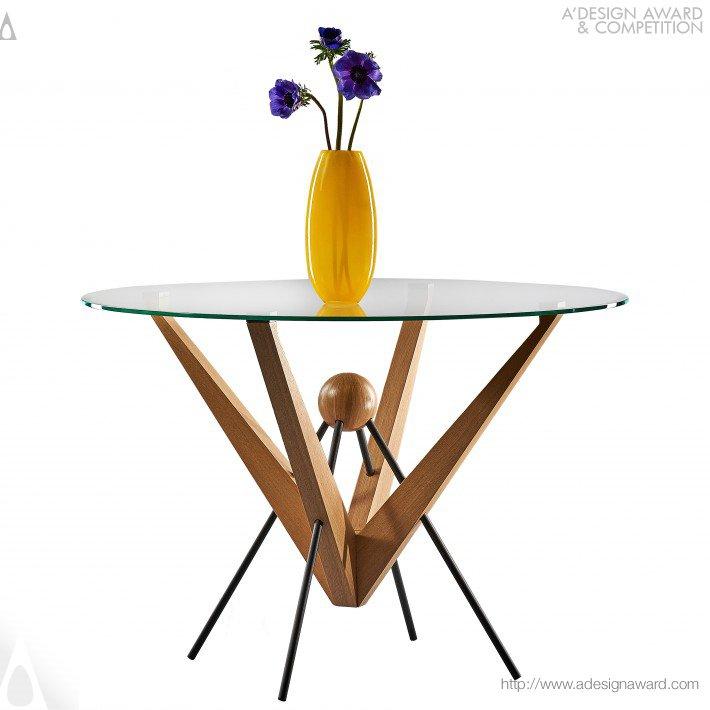 Sputnik (Table Design)