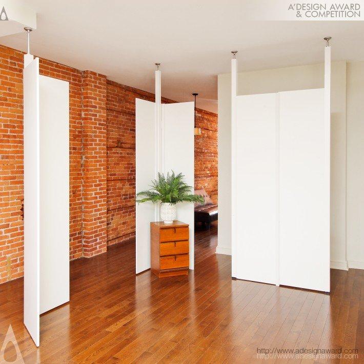 Xoomrooms (Modular Wall System Design)