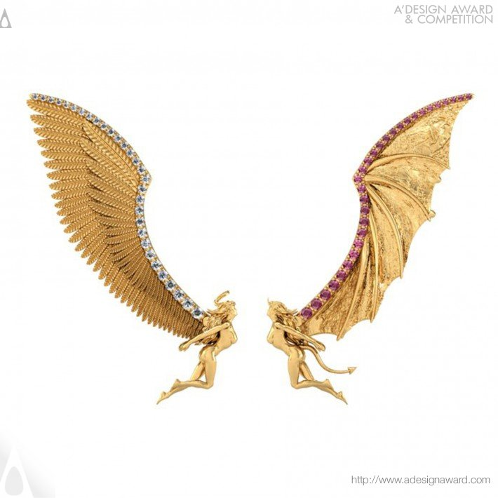 Samira Mazloom - Angels or Demons Jewellery