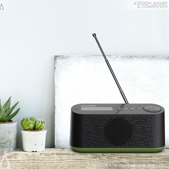Entry Dab Radio (Dab Radio Design)