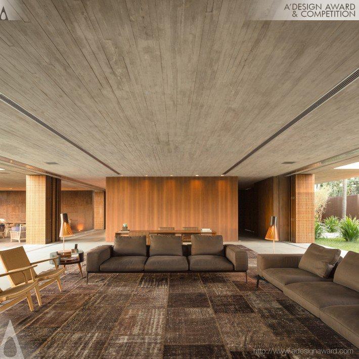 P (Residential House Design)