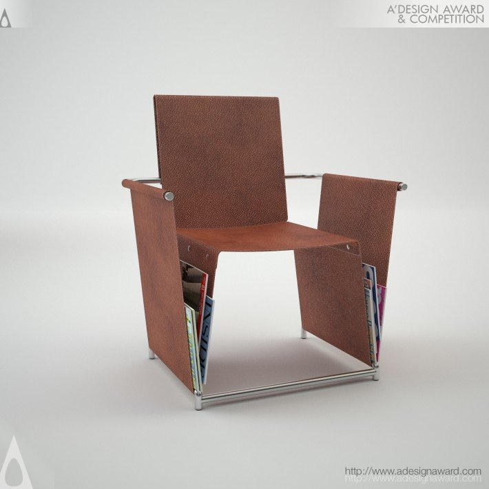 Chair by Hakan Gürsu