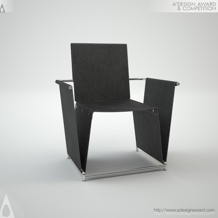 Wow Chair by Hakan Gürsu