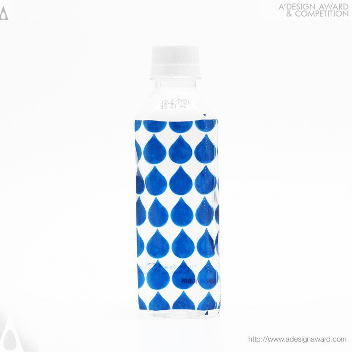 Bottled Water Package by Kota Sagae