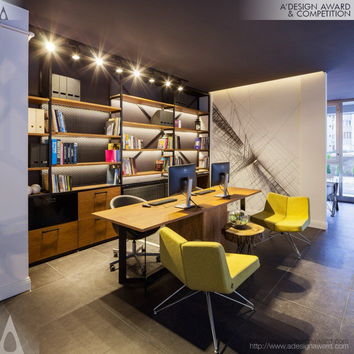 Eda Yukseker - Marvel Interior Design Office