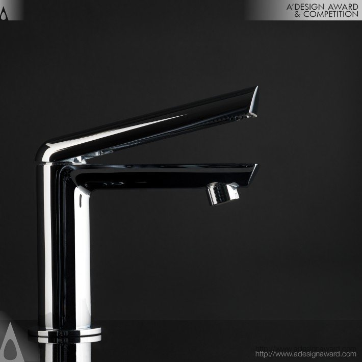Smooth (Faucet Basin Mixer Design)