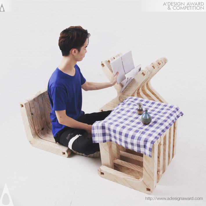 Ji Mu (Chair Design)