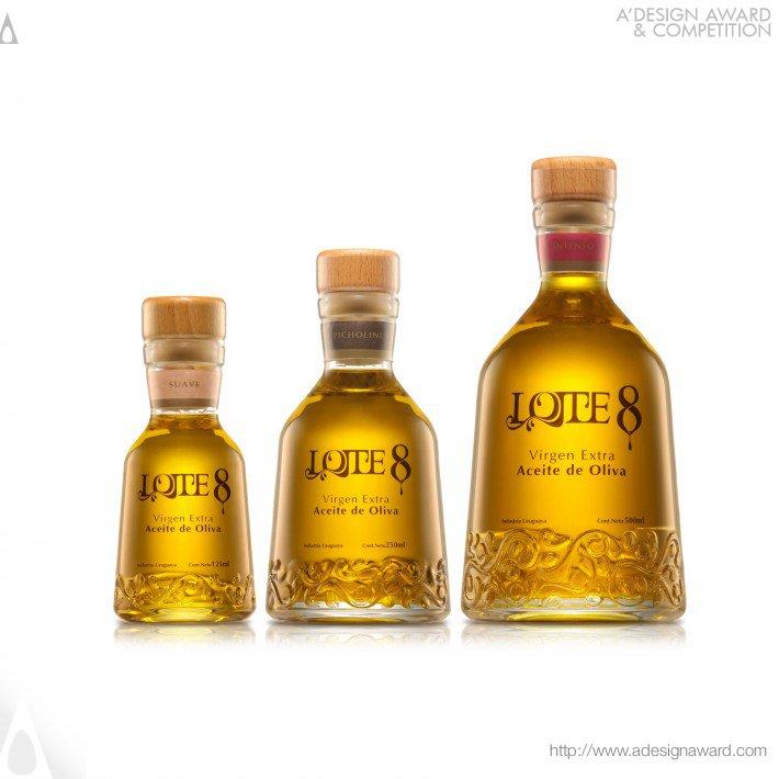 Lote 8 Olive Oil (Packaging Design)