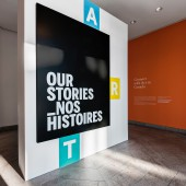 Our Stories. Interactive Learning Centre