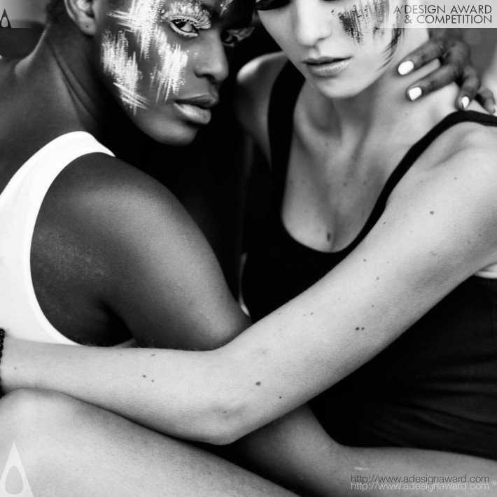 Black&white Queens (Creative Photography Design)