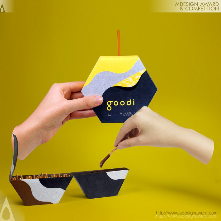 Food Packaging by CHIEN CHUN