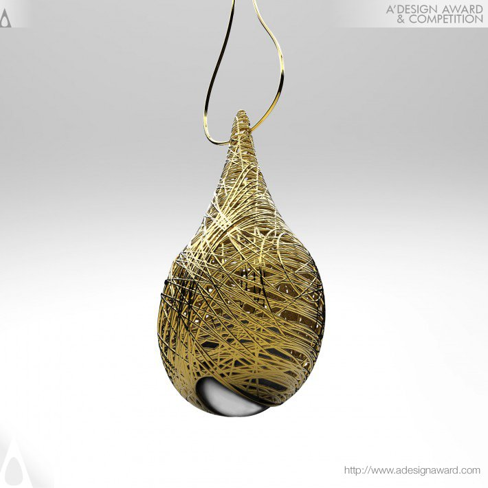 Bird Nest (Jewelry Design)