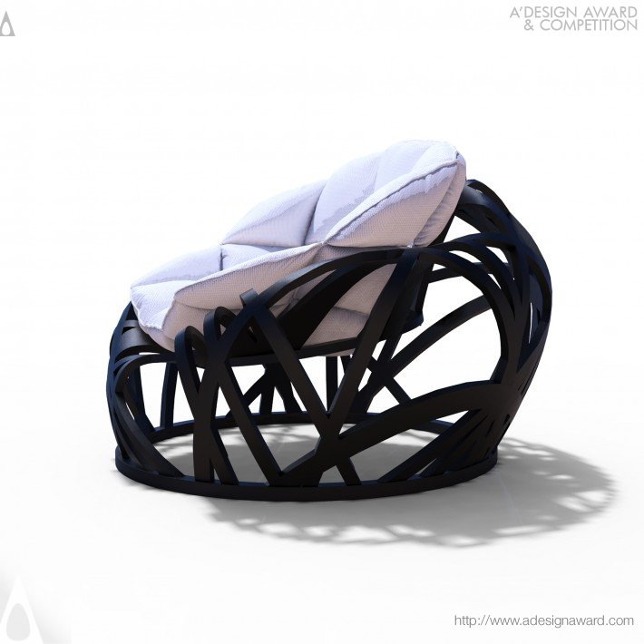 Nest by Mula Preta Design - 1 DESIGN STUDIO - 1 DESIGN STUDIO