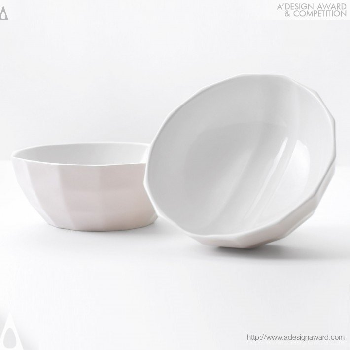 Channel Bowl by David Collins