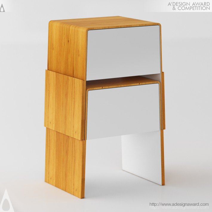 Multi Locust (Multifunctional Stool Design)